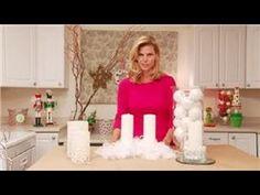 Christmas Decorating : Winter Holiday Decorating Ideas - YouTube