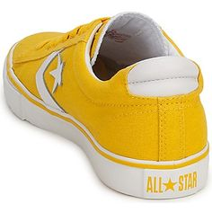 Converse PRO LEATHER CANVAS OX Jaune  http://www.spartoo.com/Converse-PRO-LEATHER-CANVAS-OX-x174964.php