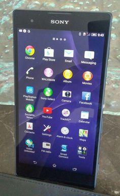 Sony-Xperia T2 Ultra 4G Factory Unlocked (Black) Smartphone #SonyEricsson