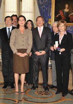Carolina de Mónaco 2008
