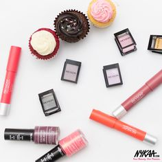 Sunday pampering! #InstaLove #Makeup #Revlon #Basics #Makeup #Essentials #InstaGood #Nykaa #Foodie