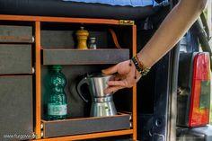 Maleteros extraíbles (bandeja, bastidor, cajón...). Mogollón de fotos. - Página 825 T5 Kombi, Campervan, Camping Box, Van Camping, Berlingo Camper, Volkswagen, Chuck Box, Peugeot, Mini Camper