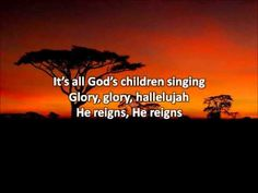 He Reigns - Newsboys (with lyrics) These songs I'm posting are some that were sung in the play and some of my fav songs