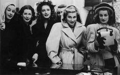 Wartime Dior