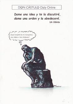 Don Cástulo: La duda