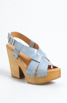 Also four other colors. Kork-Ease 'Constance' Sandal available at #Nordstrom
