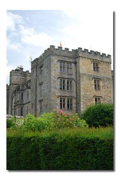 Chillingham Castle - Northumberland England