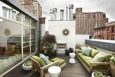 Fotos de Terrazas: Terrazas y Jardines: Modelos de terrazas de casas ...