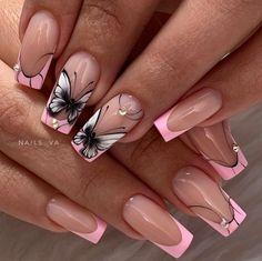 Wedding Nails-A Guide To The Perfect Manicure – Page 1489441379 – NaiLovely Elegant Nails, Stylish Nails, Pastel Nails, Pink Nails, Acrylic Nail Designs, Nail Art Designs, Nails Design, Acrylic Nails, Cute Nails
