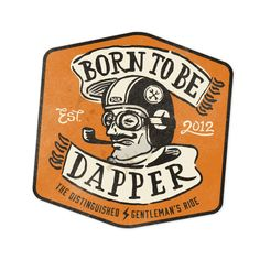 The Distinguished Gentleman's RIde 2013 - tom wall #logo