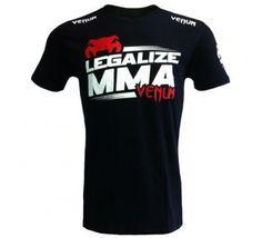 Venum MMA Tøj på www.mmagear.dk