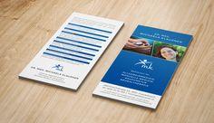 info-flyer wahlärztin Interface Design, Web Design, Michaela, Flyer, Grafik Design, Portfolio, Books, Visit Cards, Medical