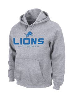 Pick Six Lions Hooded Sweatshirt