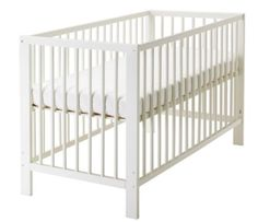 If you're looking for an affordable crib, there are two great picks over at Ikea for $69 and $99!  A beautiful nursery does not need to be expensive.