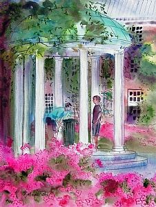 57 Best Old Well At Unc Images University Of North Carolina Unc