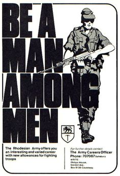 army recruitment poster