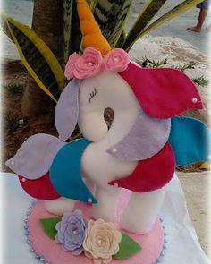artesanato em feltro, craf felt handmade, molde de unicórnio, moldes em feltro, unicorn felt, unicórnio em feltro