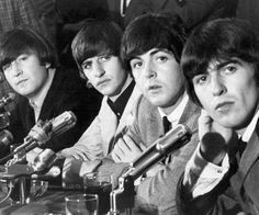 John Lennon, Richard Starkey, Paul McCartney, and George Harrison (interview)