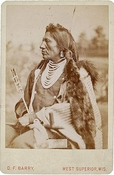 Goose, of the Sioux Tribe | by Yenshee Baby