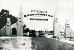 Driving 100-year-old Dixie Highway through Palm Beach County ...