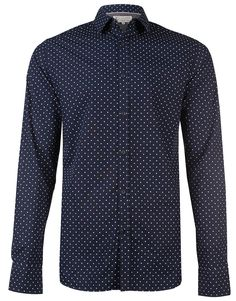 JC Rags - Overhemd - Fino Navy