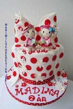Торт Hello Kitty 29