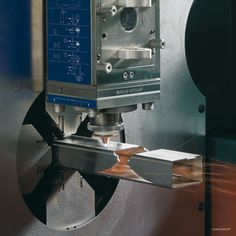 BLM GROUP | CNC laser cutting system for pipes and profiles