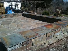 stone patio designs | patio stone - design ideas ? pavers ... - Different Patio Designs