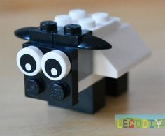 Today we build White Sheep from standart instruction. All you need is: Step-by-step instruction: Result: Related posts:DODO Pizza playroomSimple LEGO kittenLEGO TigerLEGO kangaroo