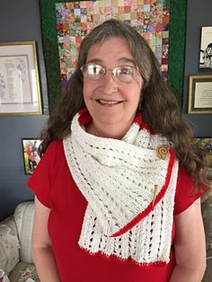 This scarf uses yarn overs to create a lace pattern using my cabled rib design. Lace Design, Pattern Design, Sides For Ribs, Lace Scarf, Cable, Patterns, Elegant, Knitting, Create