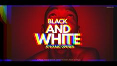 Buy Black And White Dynamic Opener by Renname on VideoHive. 50 Image And Video Placeholders 18 Text Placeholders 25 Fps Duration: Fast Render Full HD Resolution Aftereffesc. Design Ios, Text Design, Graphic Design, Motion Design, Video Presentation, Motion Graphs, Motion Poster, Pix Art, Creative Video