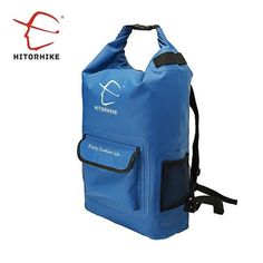 SUMMATES 25L Outdoor Water-Resistant Dry Bag Sack Swim Storage for Rafting Boating Kayaking Canoeing Camping Travel Kits