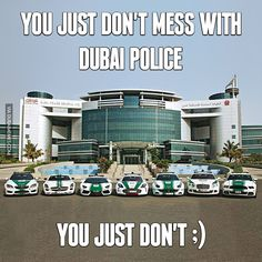 15 of the Funniest Car Memes You'd be a fool to try and run from the Dubai Police. Their fastest Police car? Only a 254 mph Bugatti Veyron. Car Jokes, Funny Car Memes, Car Humor, Hilarious, Humor Humour, American Graffiti, Dubai, Mercedes Sls Amg, Police Humor