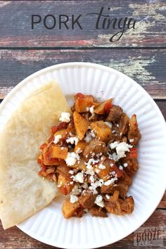 Pork Tinga | Bread B