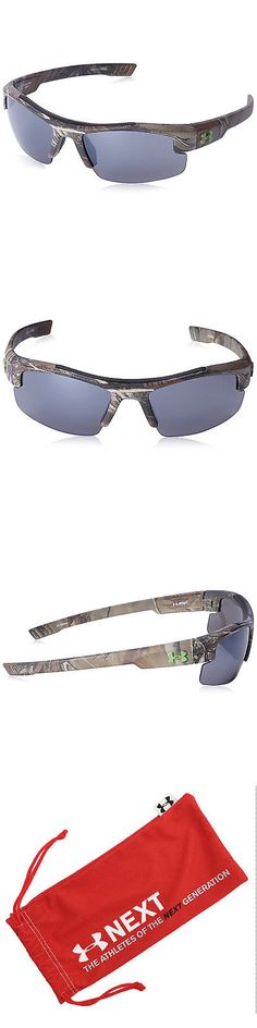 Sunglasses 131411: Under Armour Ua Nitro Youth Large Sunglasses Realtree Ap Frame Gray Mirror Lens -> BUY IT NOW ONLY: $46.88 on eBay!
