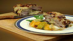 Μιλφέιγ μοσχαριού γκρατέν Pork, Chicken, Meat, Kale Stir Fry, Pork Chops, Cubs