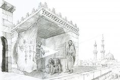 When Ibn Al-Haythman, a physicist, was under house arrest he created the first camera obscura, Which proved his theory of light being reflected from visible objects.  The camera obscura used reflections from an object that passed through a tiny hole in a dark room and projected the image of the object upside down on a wall inside the room. The camera was a revolutionary invention in the realm of optics. - LSnavely