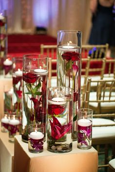 Affordable centerpieces