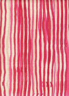 Rose Stripe - Hable Construction - no more info! Motifs Textiles, Textile Patterns, Textile Design, Fabric Design, Fabric Wallpaper, Pattern Wallpaper, Fabric Rug, Pink Fabric, Surface Pattern Design