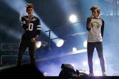 Zayn e Louis!