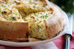 tarte à la choucroute