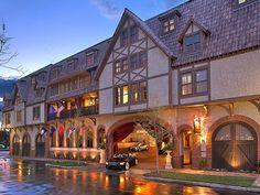 Grand Bohemian Hotel in Asheville, NC.