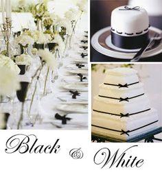 Loby Wedding&Events: Matrimonio in bianco e nero