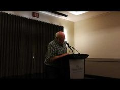 Doug Underhill at Words on Water in the Rodd Miramichi River Hotel July 18, 2017 https://youtube.com/watch?v=CaYwOK-1GSY
