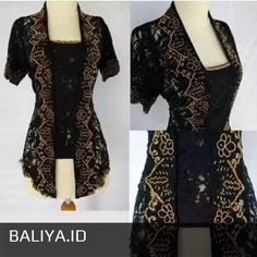Bead Embroidery Jewelry, Beaded Embroidery, Model Kebaya Brokat Modern, Modern Kebaya, Rok Batik Modern, Kebaya Jawa, Kebaya Moden, Pineapple Hairstyle, Model Rok