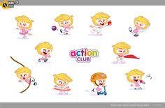 Meet Action Amanda!