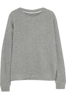 The Elder Statesman Herring cashmere sweater  | NET-A-PORTER