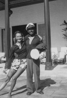 Doris Duke and James Cromwell | Hawaiian Community