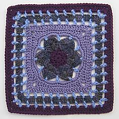 Week 11 - http://www.ravelry.com/patterns/library/wish-upon-a-star---12-square Photo Tutorial- http://www.lookatwhatimade.net/crafts/yarn/crochet/block-a-week-cal-2014/block-11-wish-upon-star-photo-tutorial/