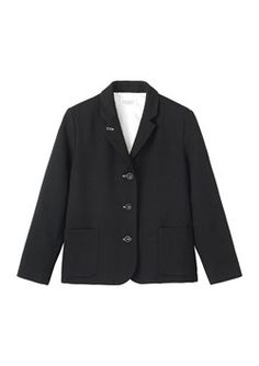 AGNES WOOL/LINEN JACKET by TOAST